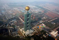 Picture of the Day: Incredible Huaxi Village Skyscraper in China
