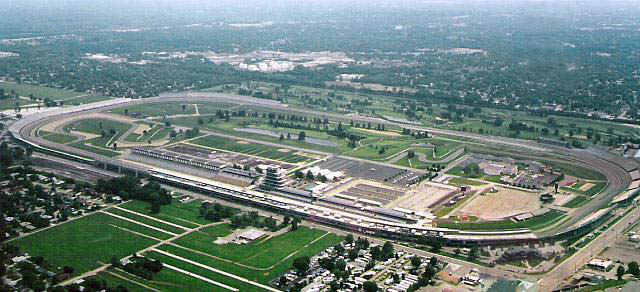 indianopolis motor speedway aerial This Day In History   October 19th