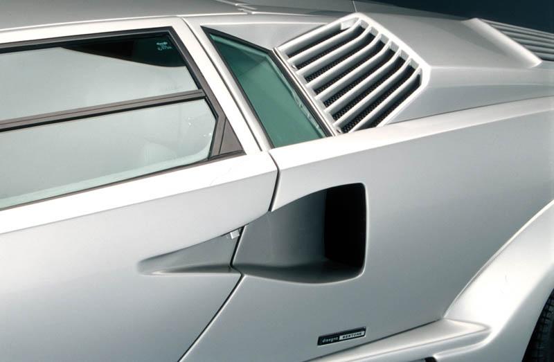lamborghini countach 25th anniversary 1988 1 The Legendary Lamborghini Countach