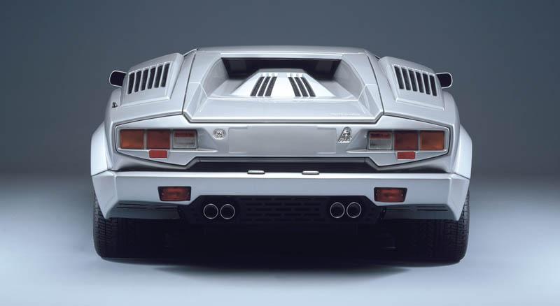 lamborghini countach 25th anniversary 1988 8 The Legendary Lamborghini Countach