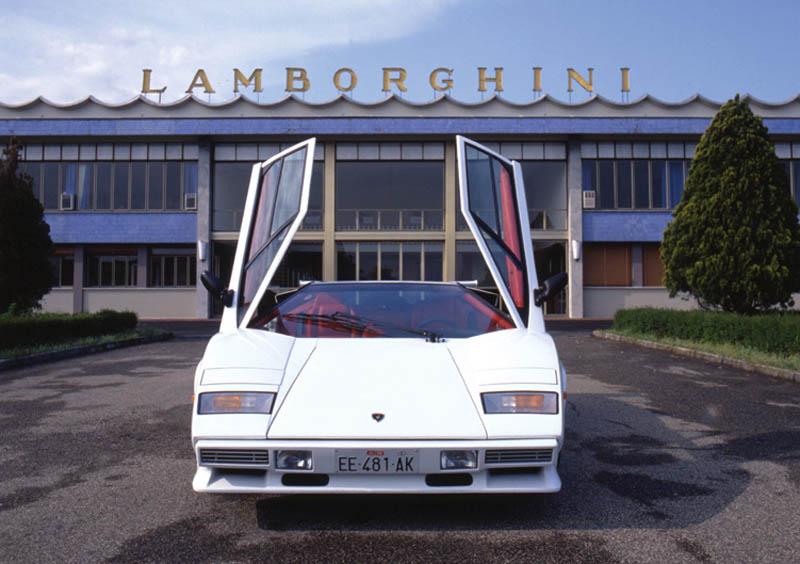 lamborghini countach 5000qv quattrovalvole 1985 1989 2 The Legendary Lamborghini Countach