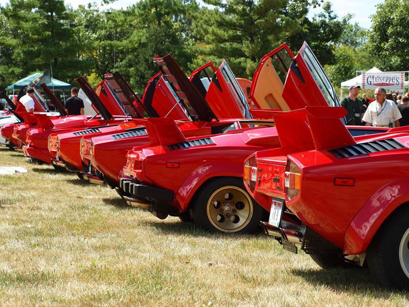 lamborghini countach 5000qv quattrovalvole 1985 1989 4 The Legendary Lamborghini Countach