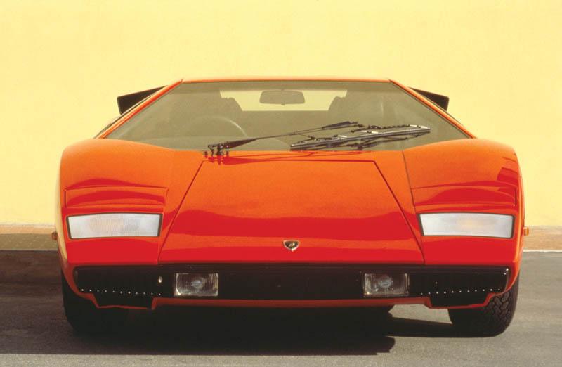 lamborghini countach lp 400 1973 1981 5 The Legendary Lamborghini Countach