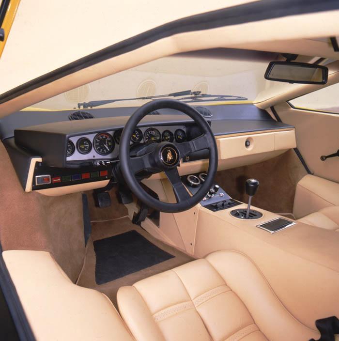 lamborghini countach lp 400 1973 1981 8 The Legendary Lamborghini Countach