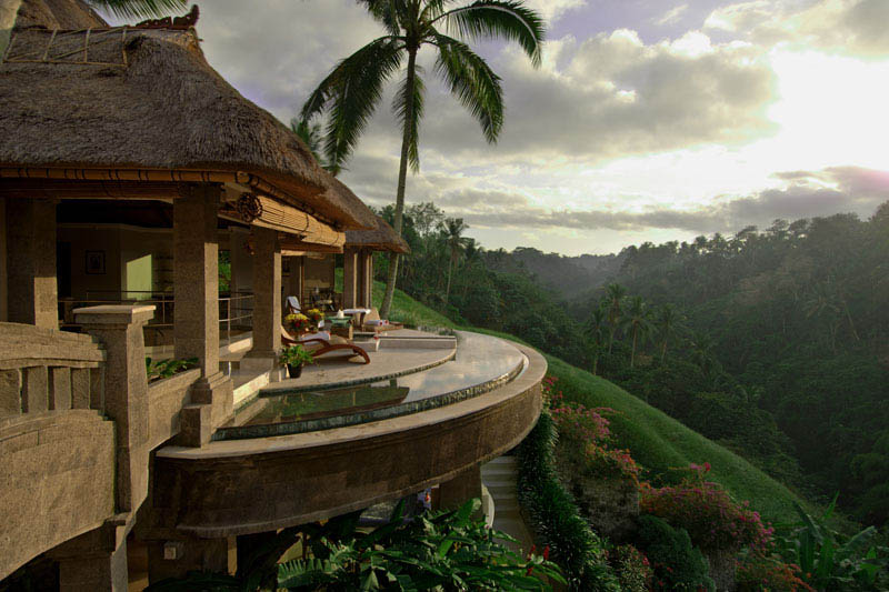 lembah spa viceroy bali ubud indonesia Picture of the Day: Lembah Spa in Ubud, Bali