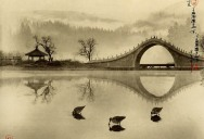 Photos Made to Look Like Traditional Chinese Paintings