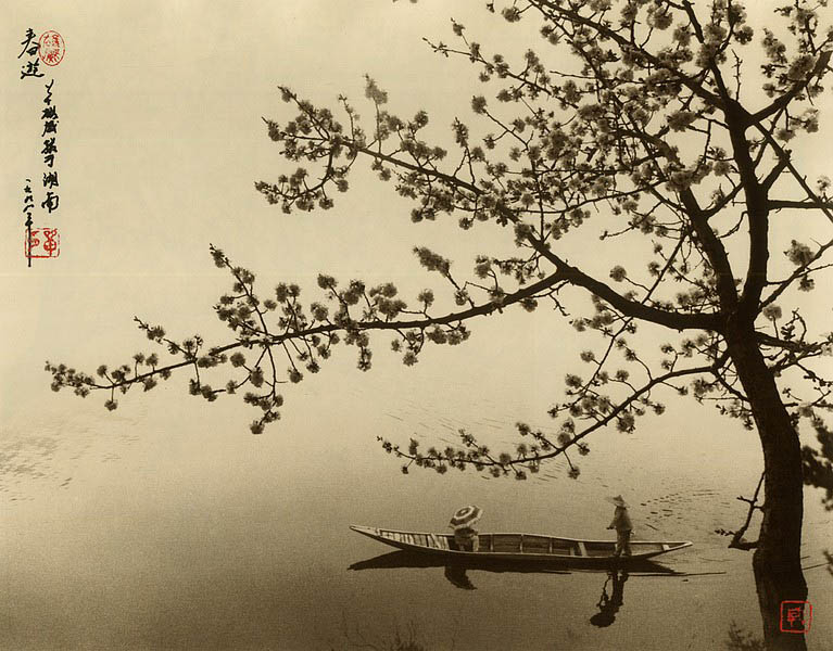 photographs that look like traditional chinese paintins dong hong oai asian pictorialism 19 Photos Made to Look Like Traditional Chinese Paintings