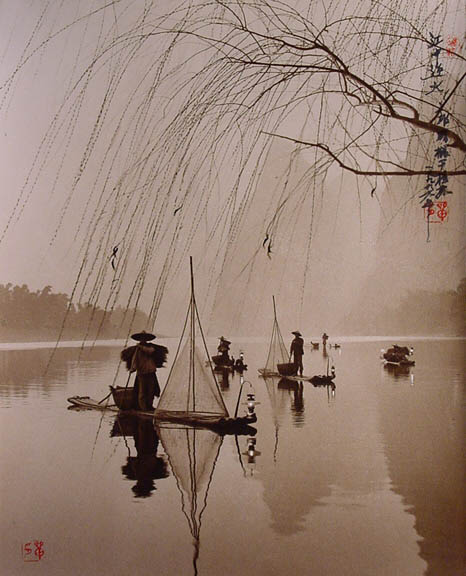 photographs that look like traditional chinese paintins dong hong oai asian pictorialism 22 Photos Made to Look Like Traditional Chinese Paintings