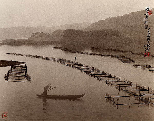 photographs that look like traditional chinese paintins dong hong oai asian pictorialism 23 Photos Made to Look Like Traditional Chinese Paintings