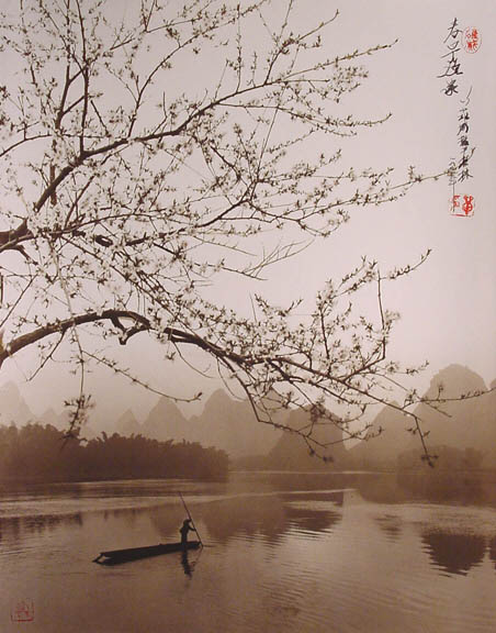 photographs that look like traditional chinese paintins dong hong oai asian pictorialism 24 Photos Made to Look Like Traditional Chinese Paintings