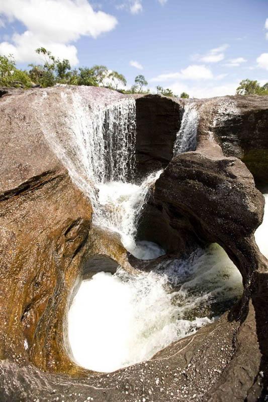 rio cano cristales river of five colours columbia 1 The River of Five Colors: Cano Cristales, Colombia