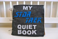 Awesome Star Trek Quiet Book for Kids
