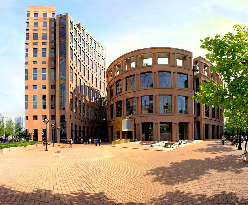 vancouver public library exterior 15 Beautiful Libraries Around the World
