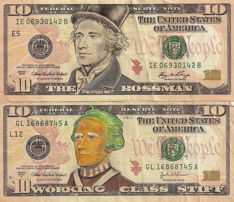 wonka oompa cash currency bill art 10 Funny Ben & Jerrys Pop Culture Ice Cream Flavors