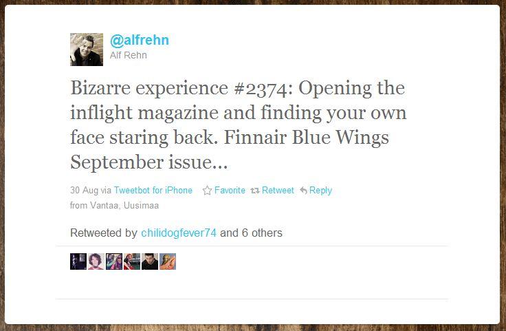 alf rehn humblebrag 50 Hilarious Humble Brags on Twitter