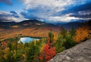 Picture of the Day: Autumn in the Adirondacks