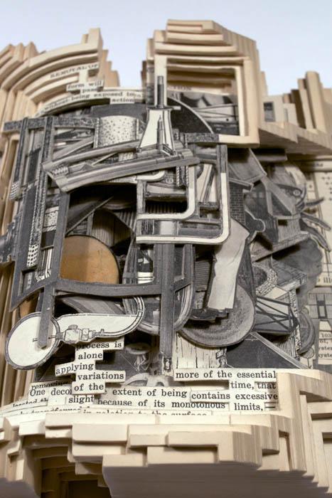 book art carving sculpture brian dettmer 23 Intricate Book Art Carvings by Brian Dettmer