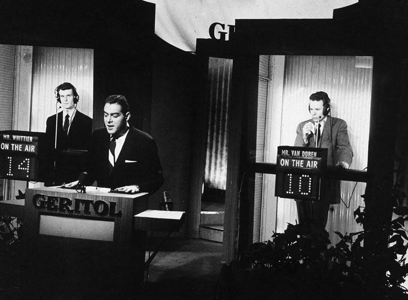 charles van doren quiz show scandal 21 This Day In History   November 2nd