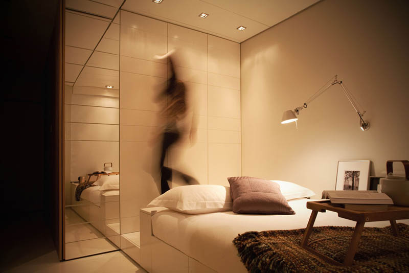 closet house by consexto modular apartment 8 The Biggest Little Apartment in the World