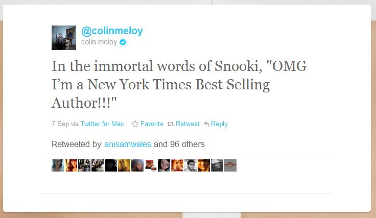 colin meloy humblebrag 50 Hilarious Humble Brags on Twitter