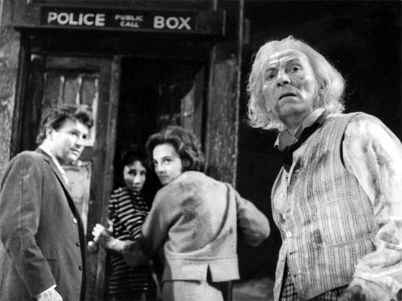 doctor who first episode nov 23 1963 an unearthly child This Day In History   November 23rd