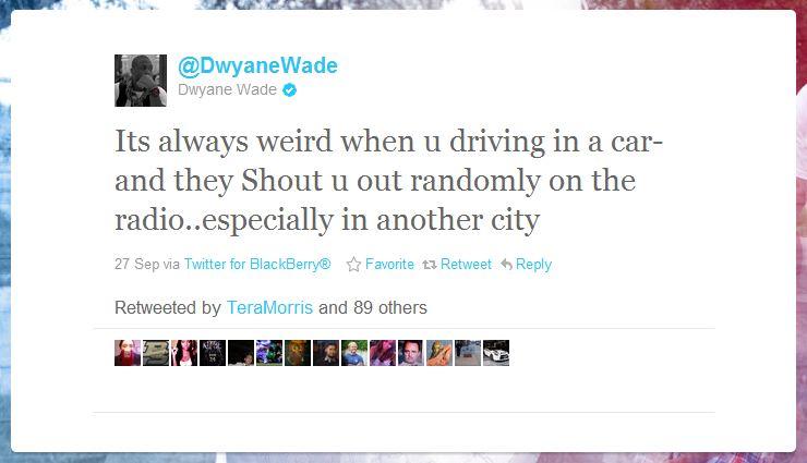 dwyane wade humblebrag 50 Hilarious Humble Brags on Twitter