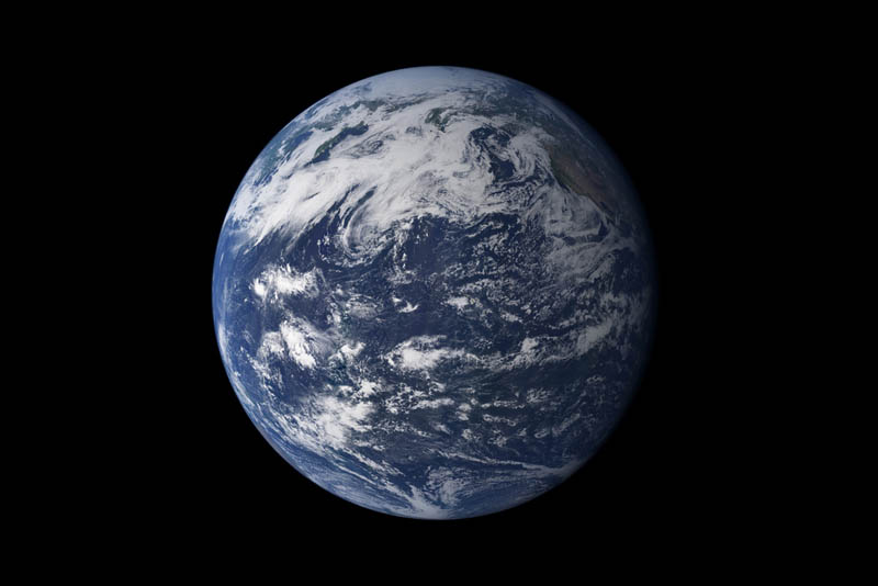 earth from space ocean blue planet marble 15 Mind Blowing Featured Images by NASA