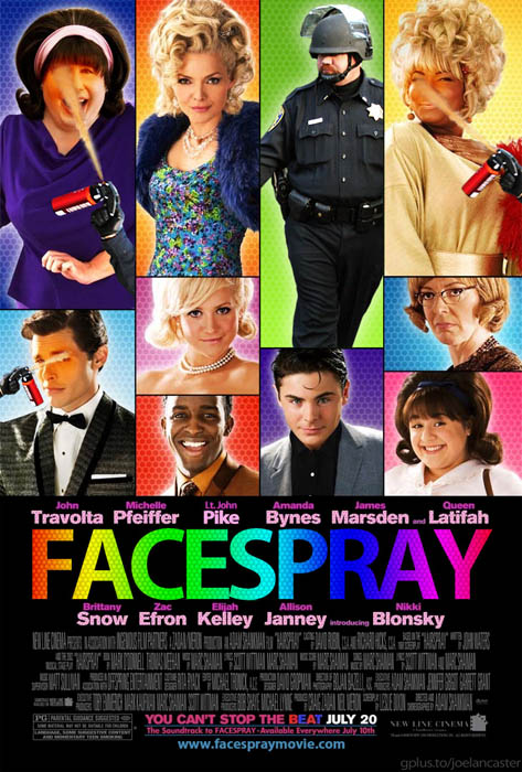 facespray musical macecop pike Pepper Spray All the Things: 35 Funniest Photoshops