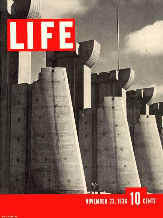 first cover of life magazine photojournal november 23 1936 This Day In History   November 23rd