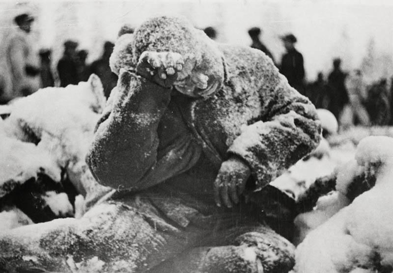 frozen body winter war soviet union finland 1939 This Day In History   November 30th