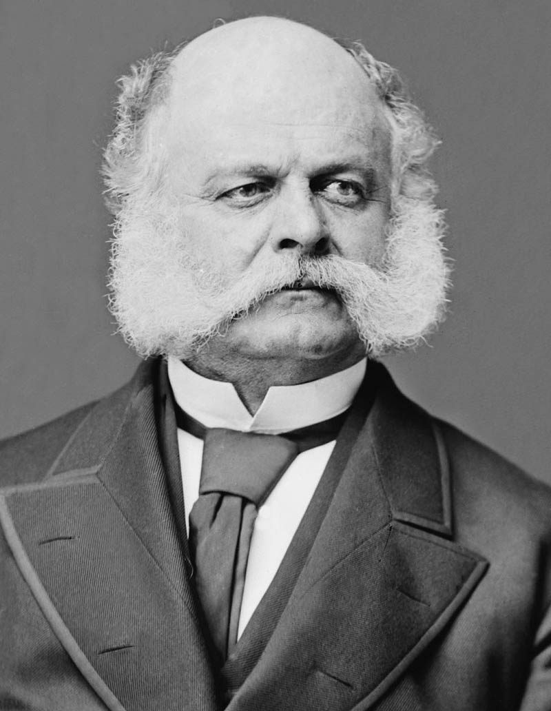 greatest best mustache ever ambrose burnside Picture of the Day: History's Greatest Mustache