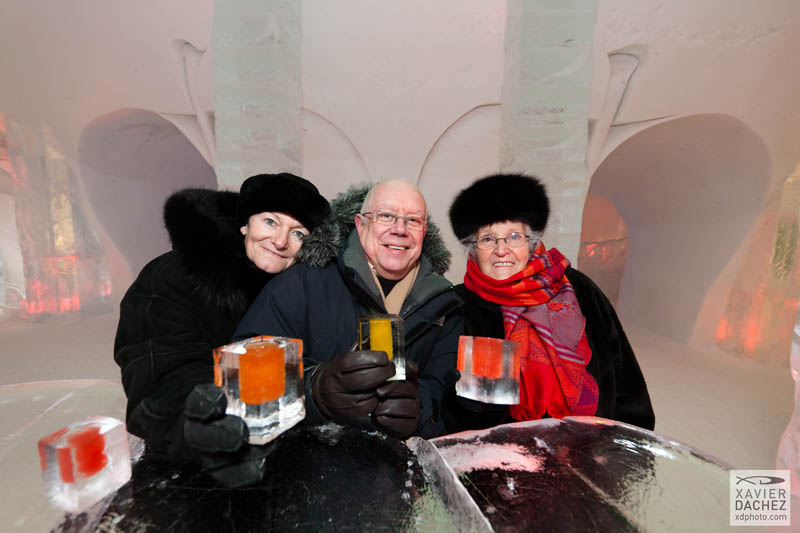 hotel de glace americas only ice hotel quebec city canada 1 Hotel de Glace: North Americas Only Ice Hotel