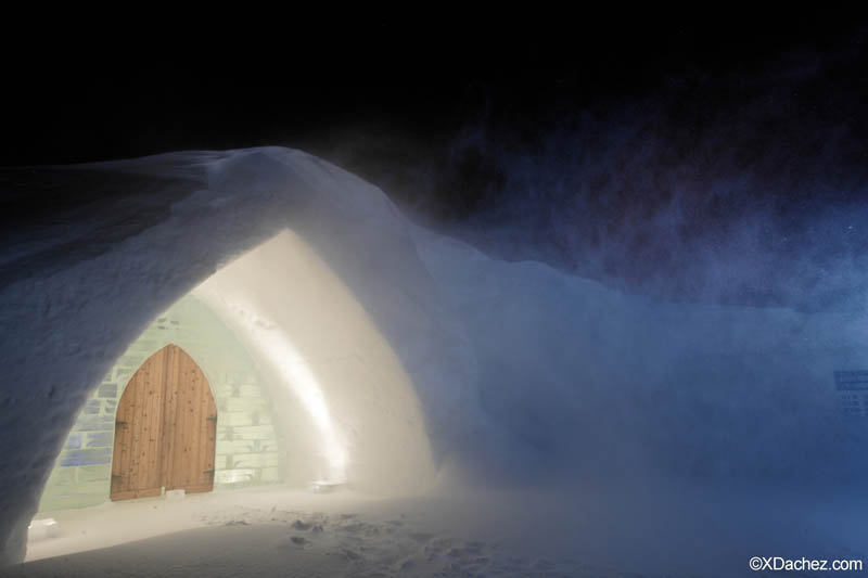 hotel de glace americas only ice hotel quebec city canada 10 Hotel de Glace: North Americas Only Ice Hotel