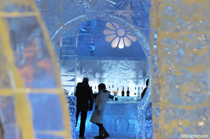 hotel de glace americas only ice hotel quebec city canada 11 Hotel de Glace: North Americas Only Ice Hotel