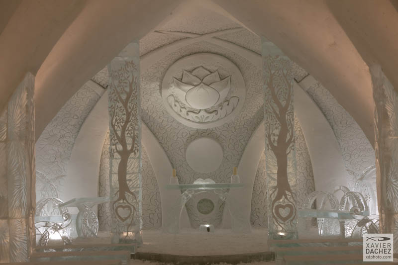 hotel de glace americas only ice hotel quebec city canada 20 Hotel de Glace: North Americas Only Ice Hotel
