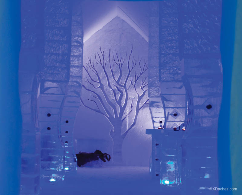 hotel de glace americas only ice hotel quebec city canada 24 Hotel de Glace: North Americas Only Ice Hotel