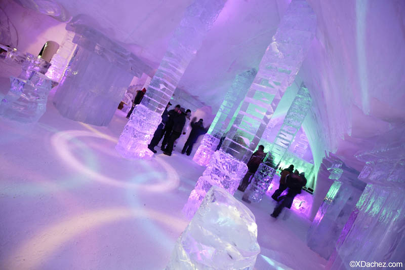 hotel de glace americas only ice hotel quebec city canada 28 Hotel de Glace: North Americas Only Ice Hotel