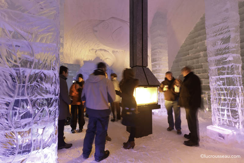 hotel de glace americas only ice hotel quebec city canada 29 Hotel de Glace: North Americas Only Ice Hotel