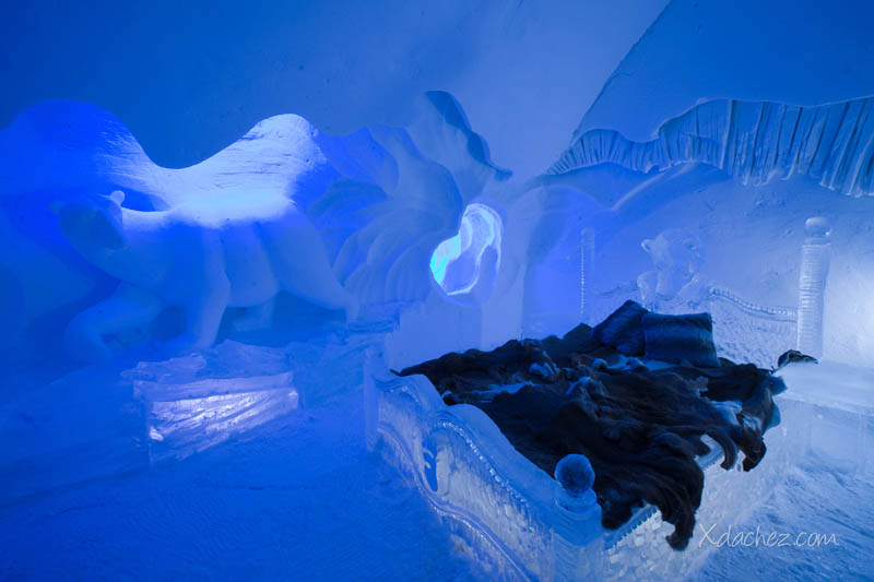hotel de glace americas only ice hotel quebec city canada 32 Hotel de Glace: North Americas Only Ice Hotel
