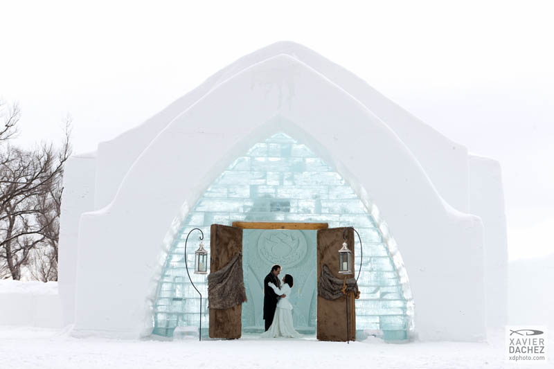 hotel de glace americas only ice hotel quebec city canada 33 Hotel de Glace: North Americas Only Ice Hotel