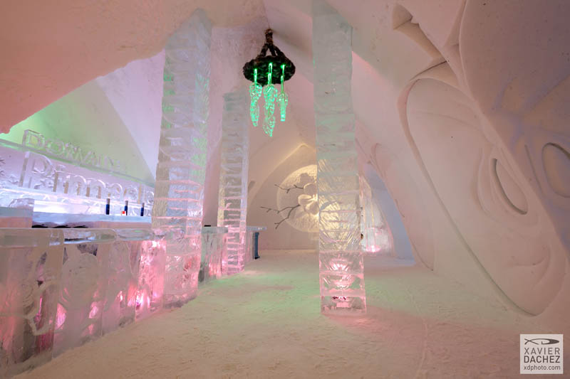 hotel de glace americas only ice hotel quebec city canada 4 Hotel de Glace: North Americas Only Ice Hotel
