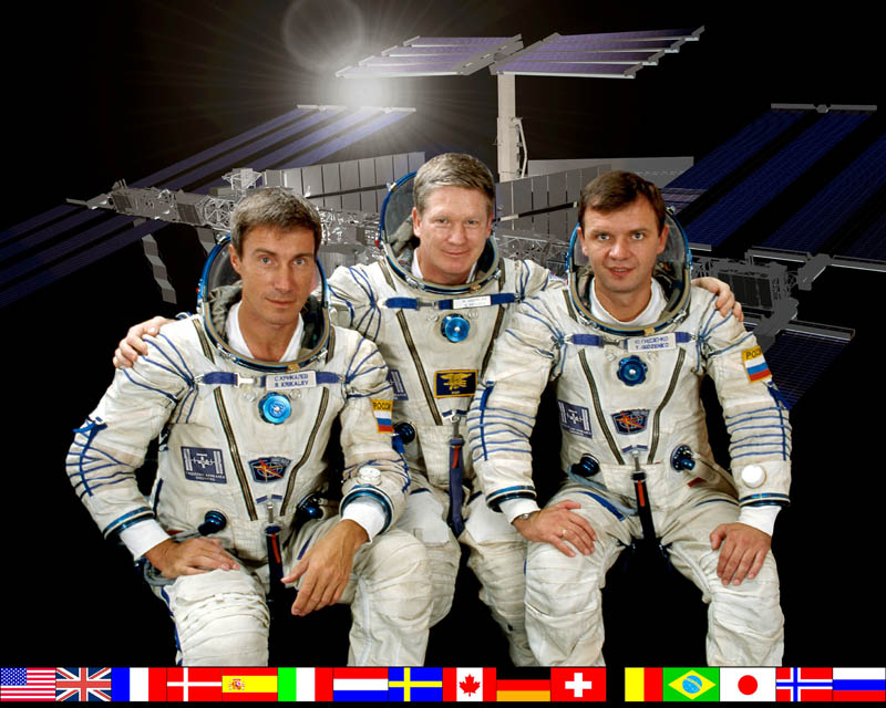 iss expedition 1 crew This Day In History   November 2nd