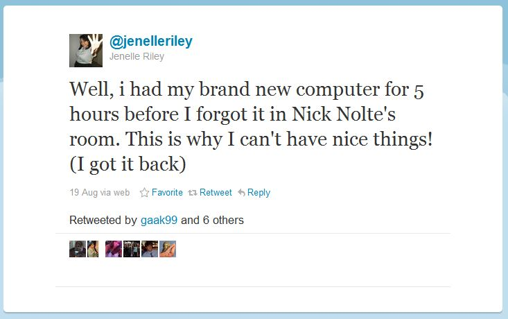 jenelle riley humblebrag 50 Hilarious Humble Brags on Twitter