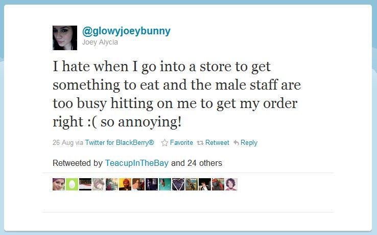joey alycia humblebrag 50 Hilarious Humble Brags on Twitter