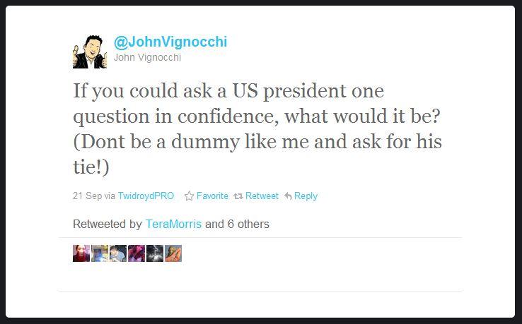 john vignocchi humblebrag 50 Hilarious Humble Brags on Twitter