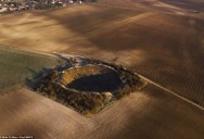 Picture of the Day: Never Forgotten – The Lochnagar Crater