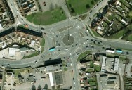 Picture of the Day: The Magic Roundabout in Swindon, England