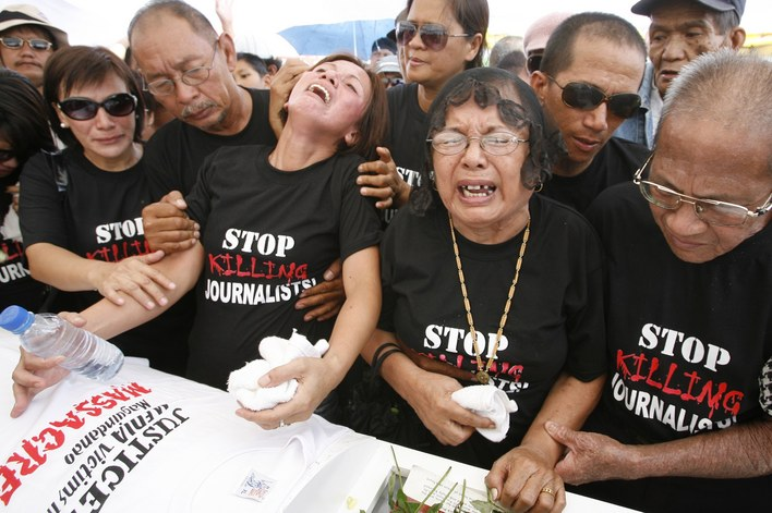 maguindanao massacre mourning This Day In History   November 23rd
