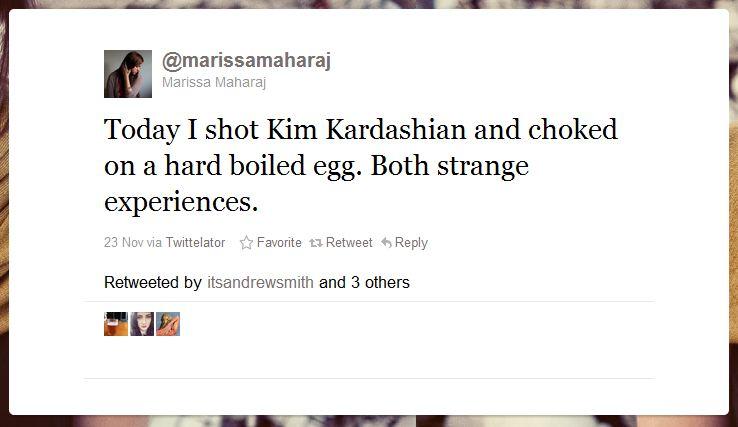marissa maharaj humblebrag 50 Hilarious Humble Brags on Twitter