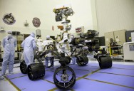 Picture of the Day: The Mars Science Laboratory Rover 'Curiosity'